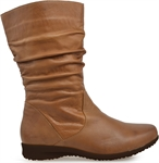 CARRIE-NEW NATURE TAN-stegmann-Traffic Footwear