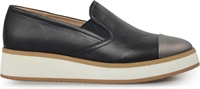 QUIP-BLACK PEWTER COMBO-flats-Traffic Footwear
