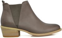 ZIGGY-EXCALIBUR TAUPE-boots-Traffic Footwear