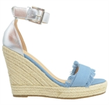 POLLY-BLUE SILVER COMBO-ko-Traffic Footwear