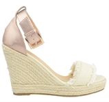 POLLY-NUDE ROSEGOLD COMBO-ko-Traffic Footwear
