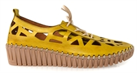 WATCHOUT-YELLOW-women-Traffic Footwear