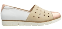 MAC-ROSEGOLD NAKED WHITE-stegmann-Traffic Footwear
