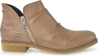 VOOM-MOCCA LEATHER-women-Traffic Footwear