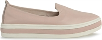 PARIS-BLUSH LEATHER-comfort-Traffic Footwear