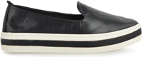 PARIS-BLACK LEATHER-comfort-Traffic Footwear