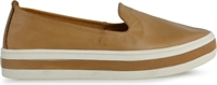 PARIS-CAMEL LEATHER-comfort-Traffic Footwear