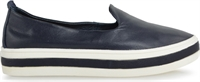 PARIS-DEEP OCEAN NAVY LEATHER-comfort-Traffic Footwear