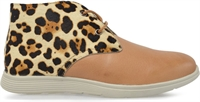 JOSHUA-CAMEL LEOPARD LEATHER-women-Traffic Footwear