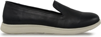 JARRED-BLACK LEATHER-comfort-Traffic Footwear