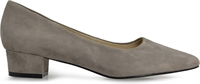 QUINCE-GREY SMOKE SUEDE-alfie-and-evie-Traffic Footwear