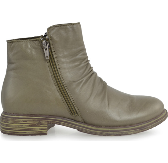 LEGACY-OLIVE LEATHER