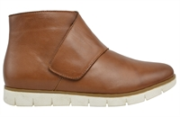 MASTER-NEW NATURE TAN LEATHER-boots-Traffic Footwear