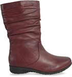 CARRIE-BURGUNDY-women-Traffic Footwear