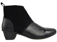 SABBIA-BLACK COMBO-boots-Traffic Footwear