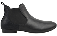 THERESA-BLACK-ankle-boots-Traffic Footwear