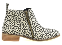 BANIK-BLACK WHITE CHEETAH PRINT-women-Traffic Footwear
