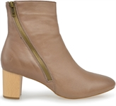 BEACH-MOCCA LEATHER-women-Traffic Footwear