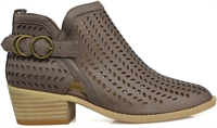 ZOLTAN - EXCALIBUR TAUPE-women-Traffic Footwear